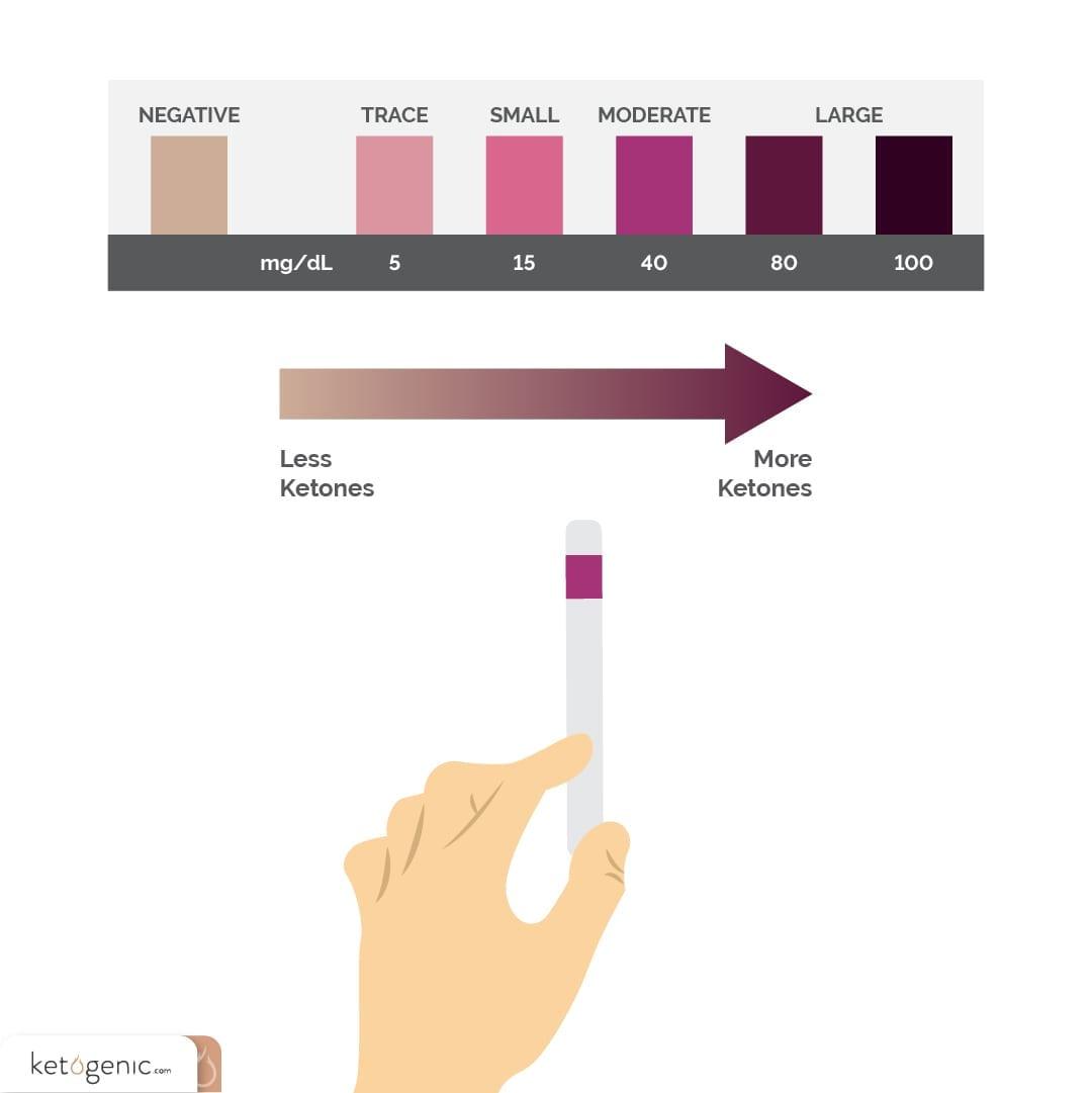 ketones scale