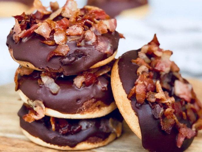 keto bacon chocolate
