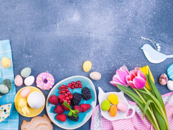 Cooking easter keto recipes