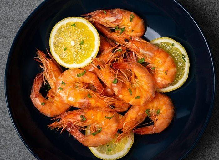 keto lemon shrimp