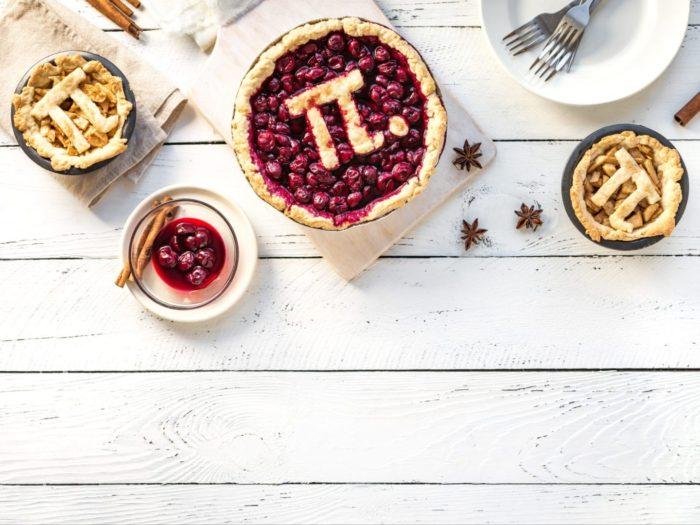 keto pie for national pi day