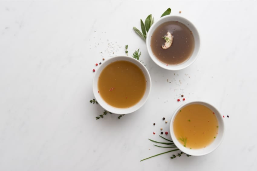 bone broth on keto