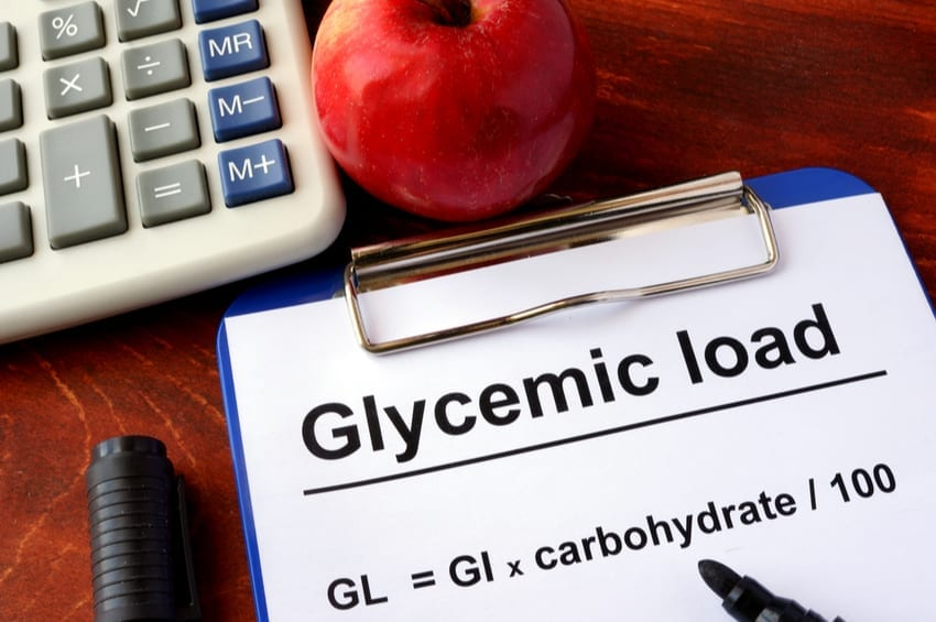 glycemic index vs glycemic load