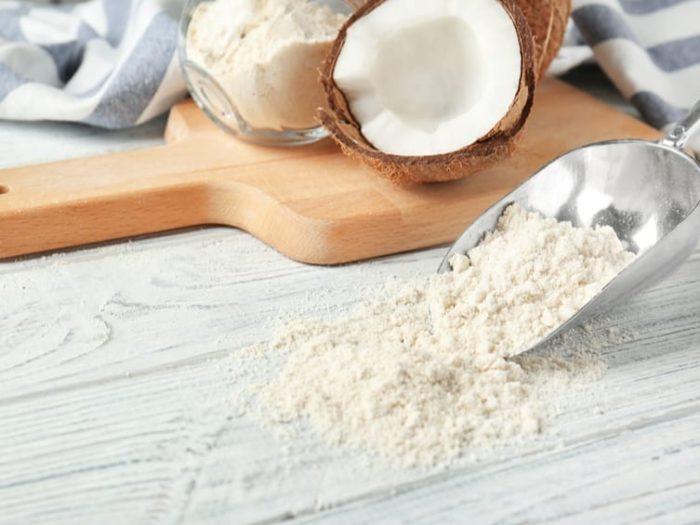 coconut flour keto