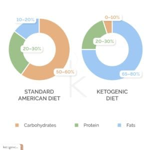 keto macros to weigh food