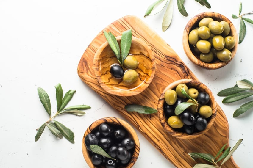are olives keto