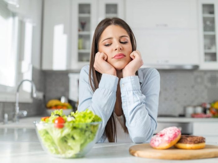 stress eating on keto