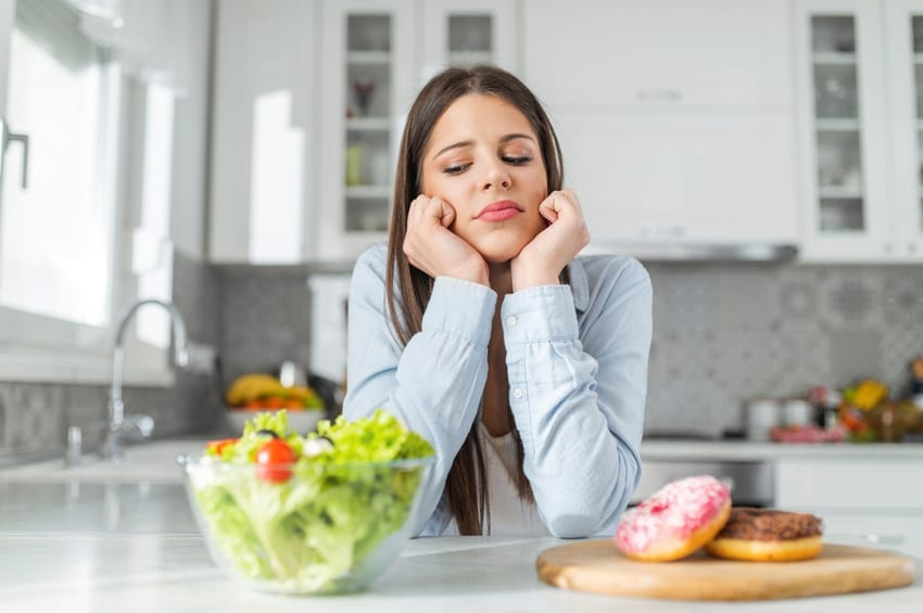 stress eating on keto