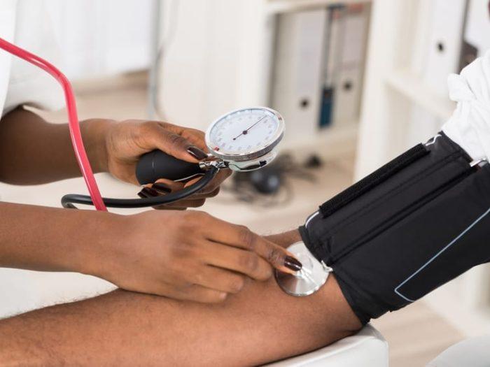 keto diet and blood pressure