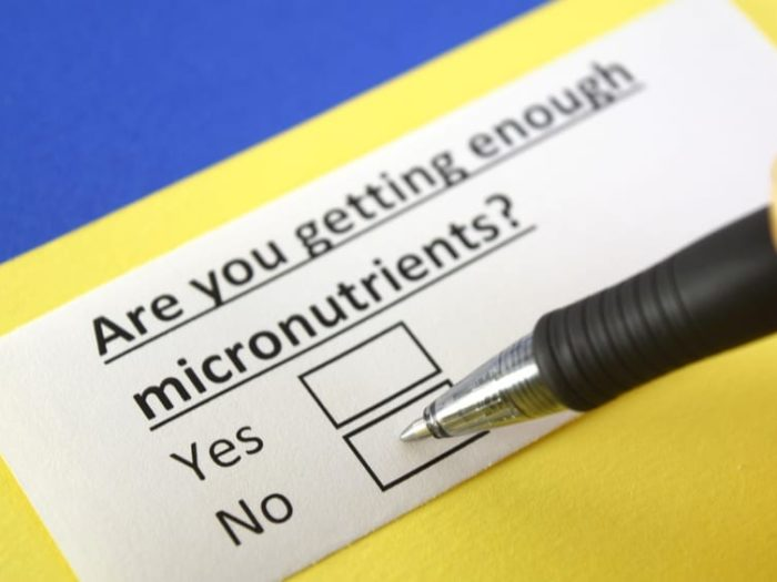 what are micronutrients