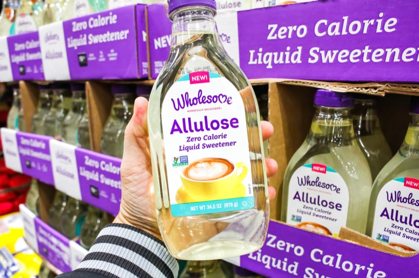 what is allulose