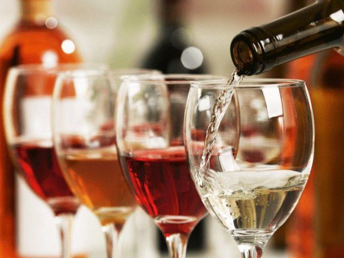 wine on keto
