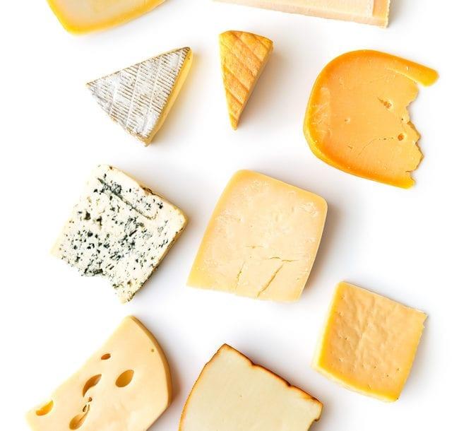 cheese zero carb foods