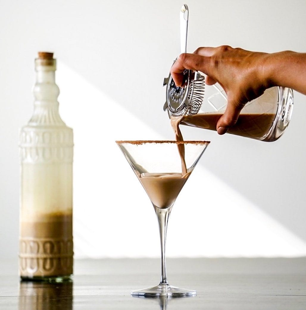 chill pill martini
