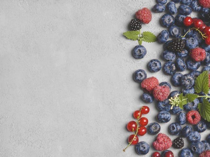 fruit allowed on keto