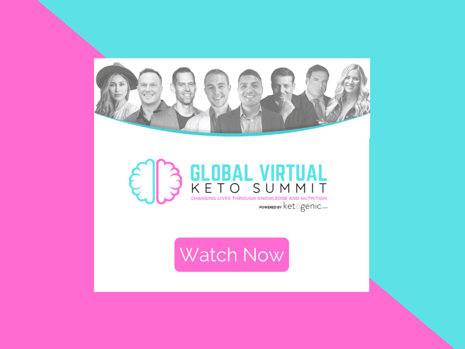 global virtual keto summit - post offer