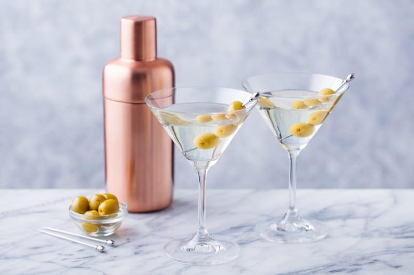 keto martini