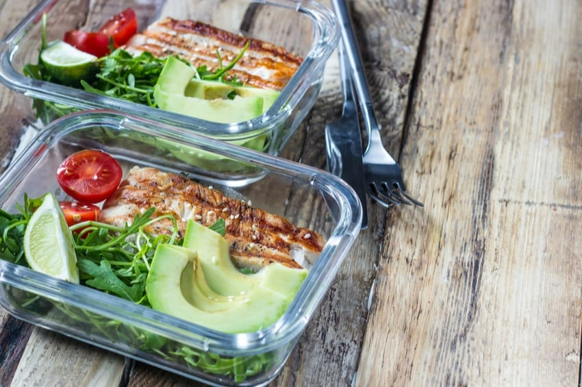 Getting Started With Keto Meal Prep