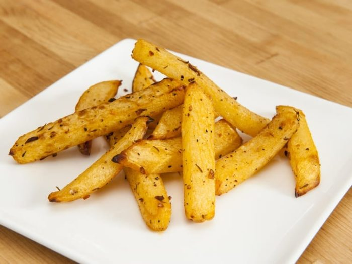 keto low carb fries