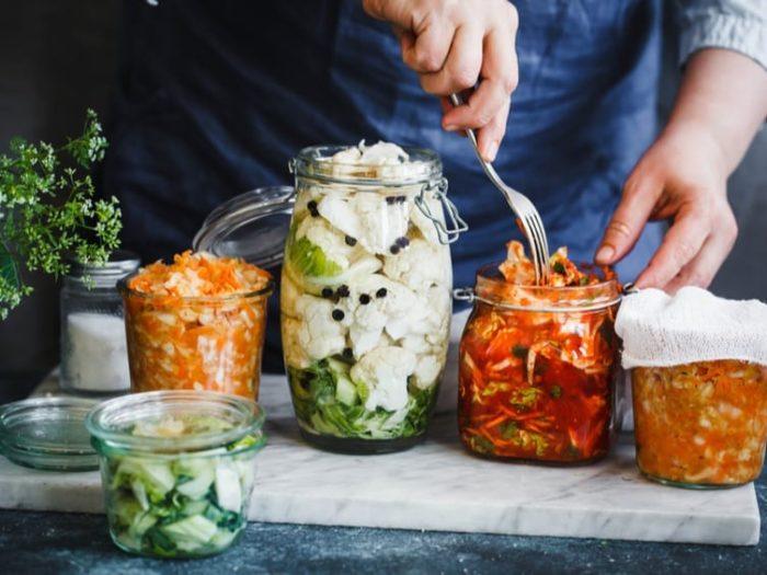 fermented foods on keto