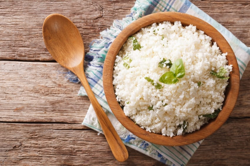 Cauliflower Rice and Other Keto High-Carb Substitutes