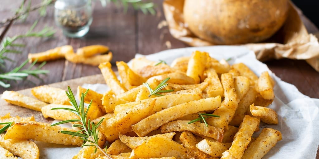 Keto Jicama Fries