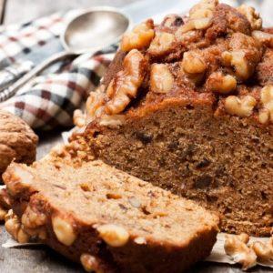keto walnut bread