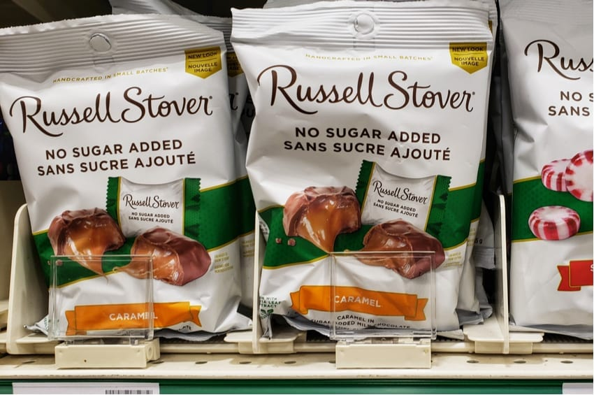 sugar-free russell stover