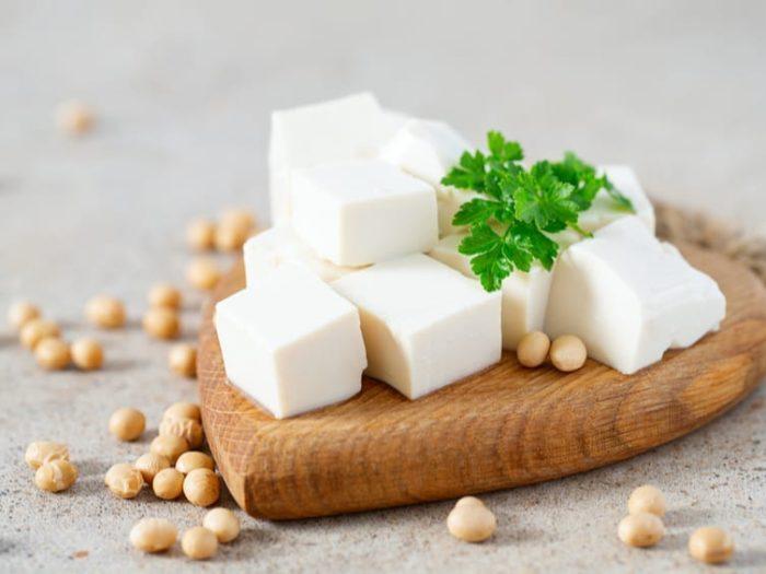keto meat substitute tofu