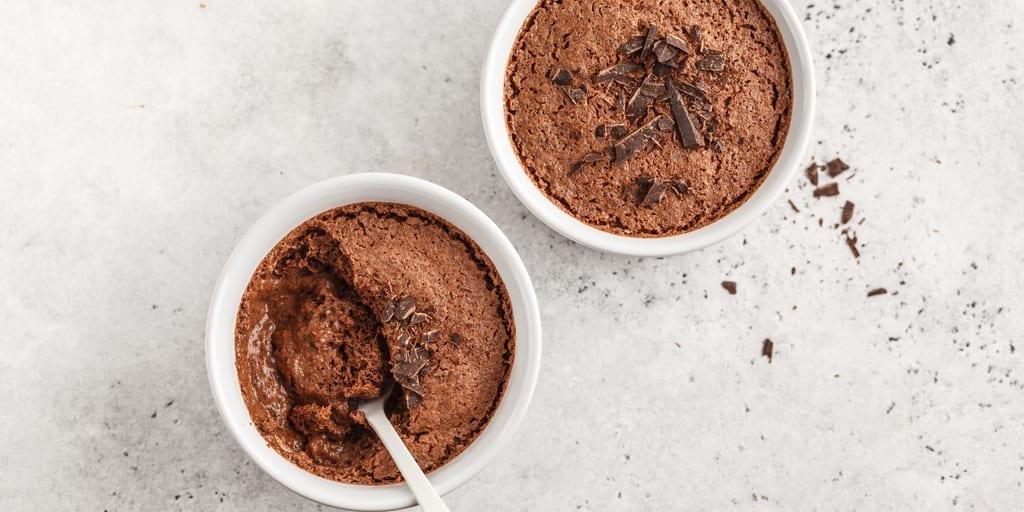 keto chocolate mousse