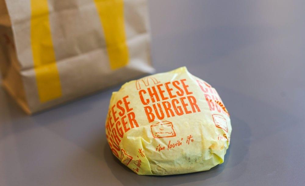 keto mcdonalds burger