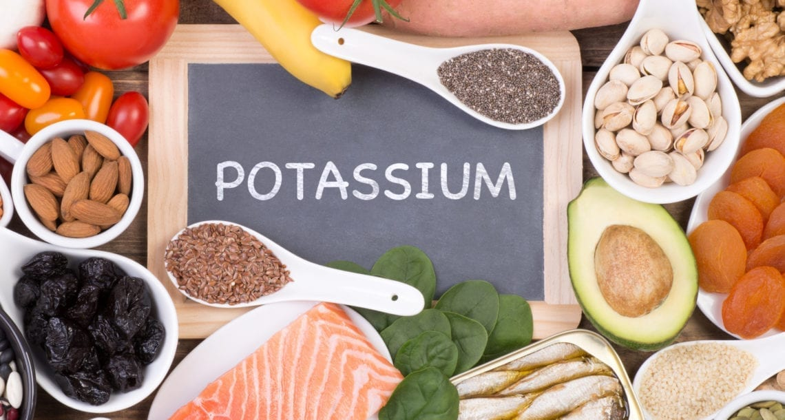 potassium on keto