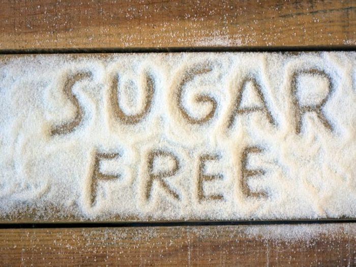 stevia replaces sugar