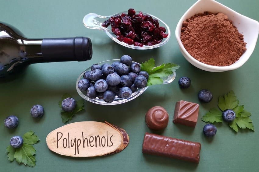 benefits of polyphenols
