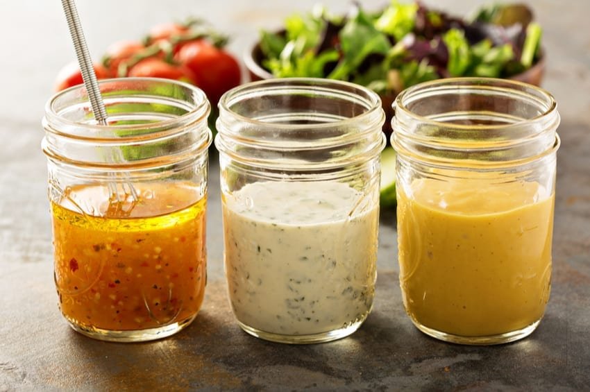 Keto Dressings: Which To Choose & Which To Avoid