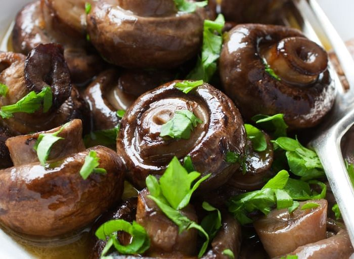 keto mushrooms