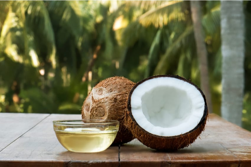 coconut on keto