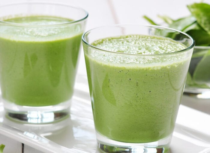 keto greens shake