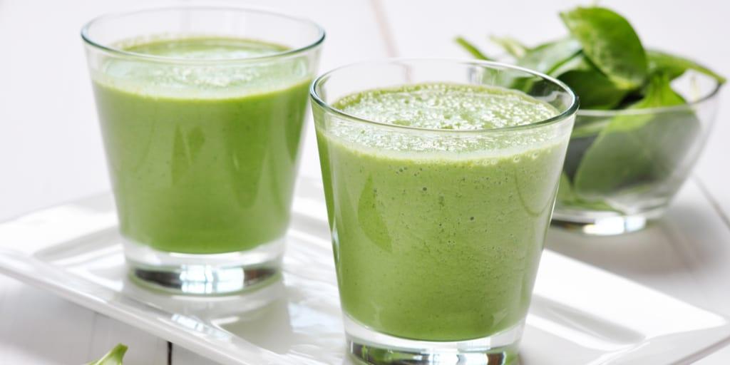 Green Goblin Breakfast Keto Greens Shake