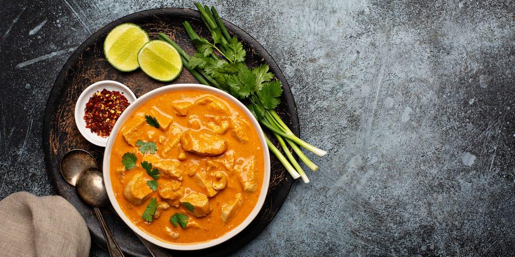 Thai Coconut Keto Curry