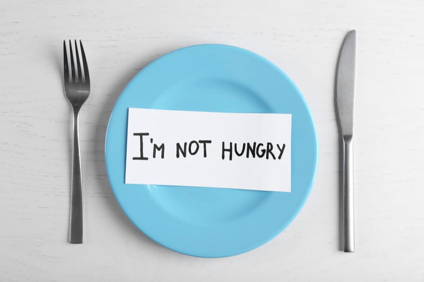 No Appetite On Keto? Here's Why You Aren't Hungry