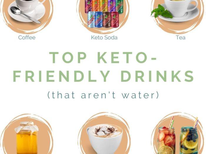 top keto-friendly drinks
