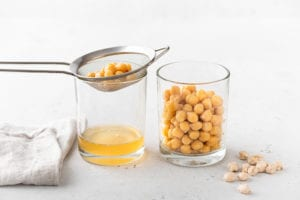 chickpeas the egg replacements