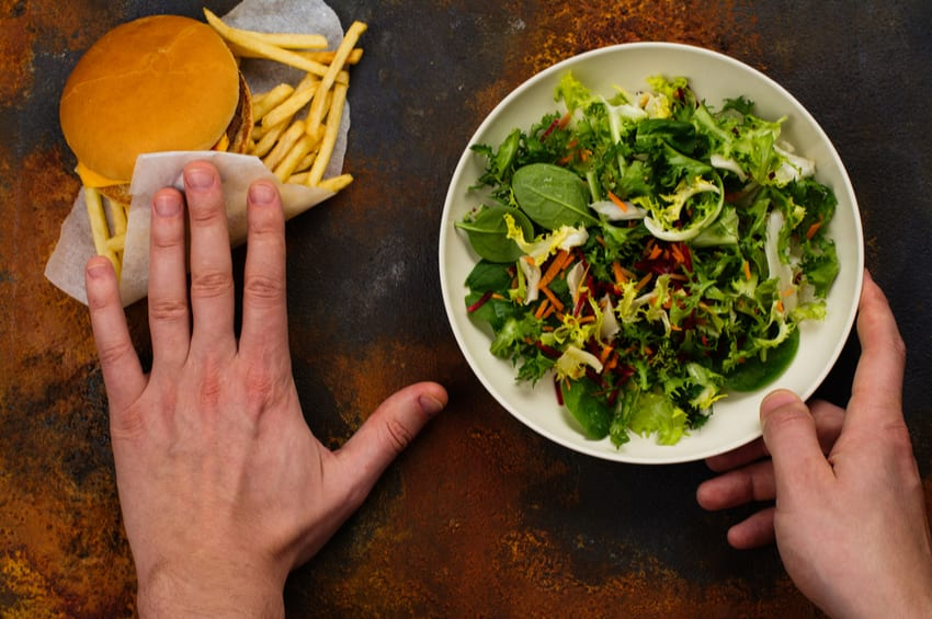 Easy & Healthy Food Swaps On The Keto Diet