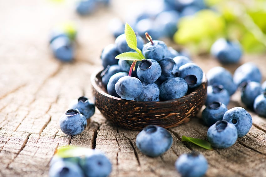are blueberries keto