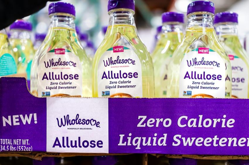 "Rare Sugars Like Allulose Are Changing the ""Sugar-Free"" Market"