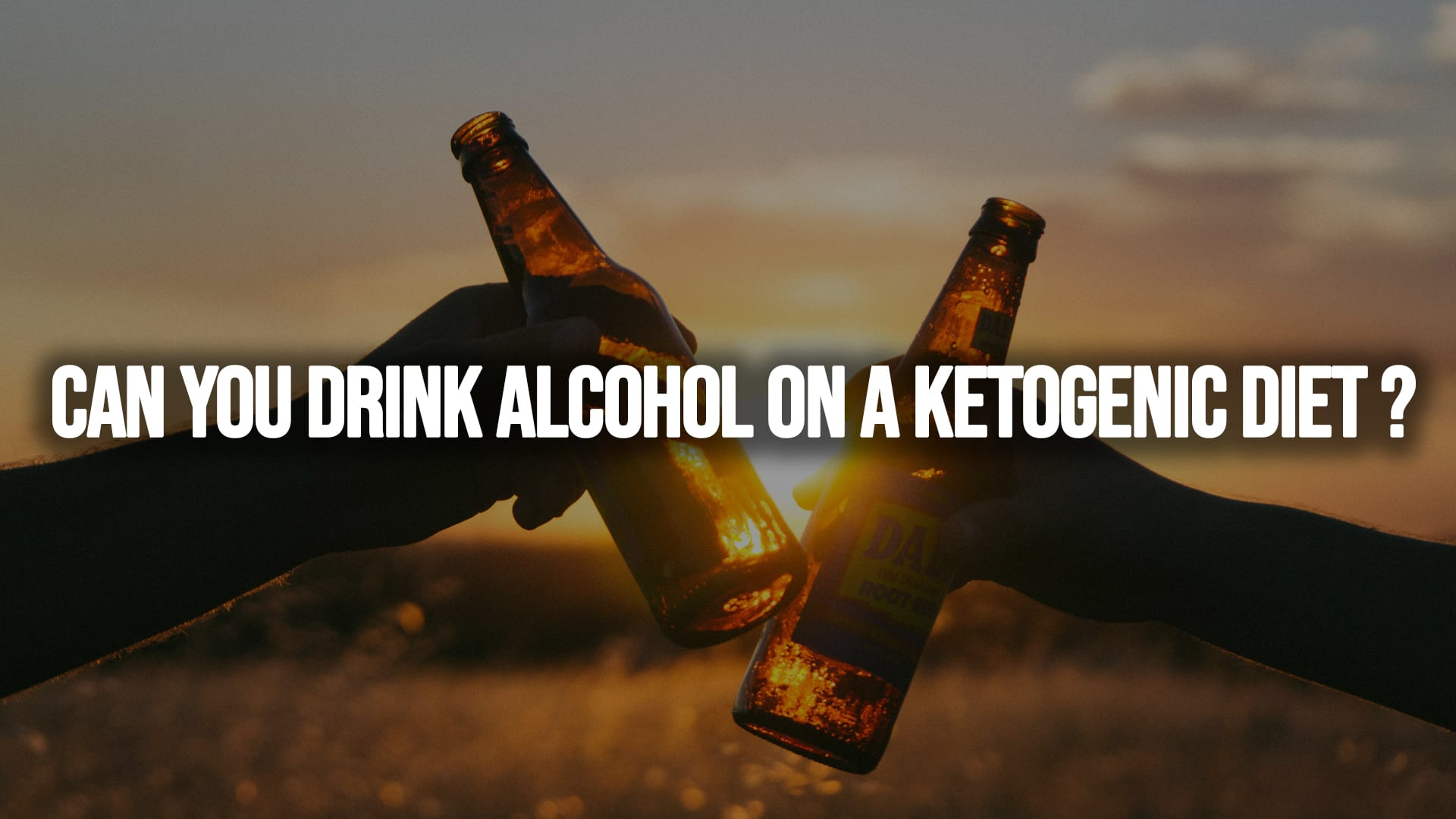 Can you Drink Alcohol on a Ketogenic Diet?