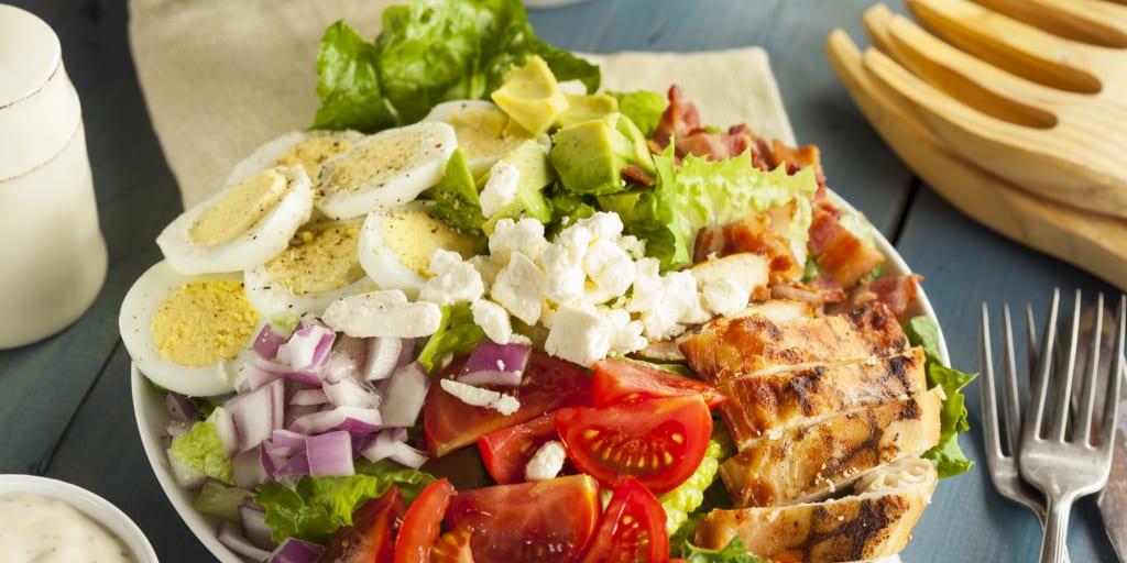 Keto Cobb Salad (Family Size)