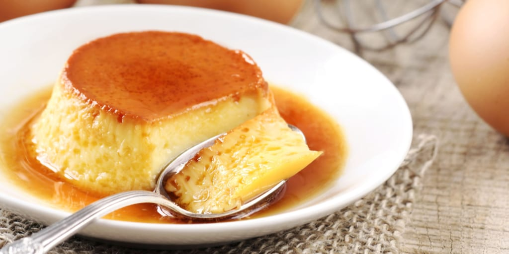 Keto Flan (Easy, Individual Servings Recipe)