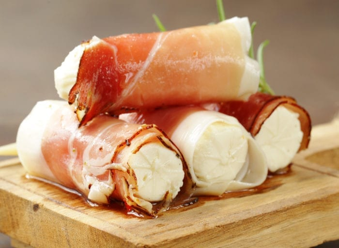 Prosciutto Roll up